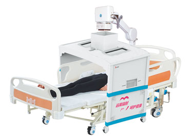 床旁摄影辐射防护装置