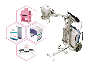 NICU、PICU X线辐射防护及低剂量数字摄影系统